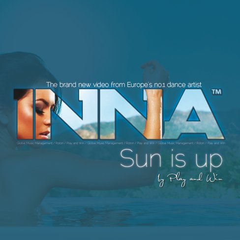 Inna-sun is up