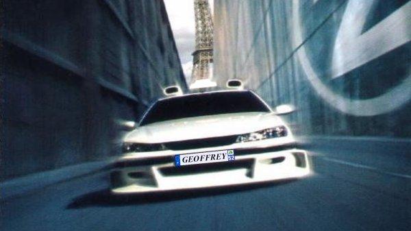 Taxi 2 bientot le fond d'écran avec inna