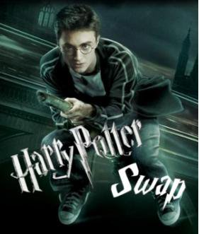 Swap magique Harry Potter :)