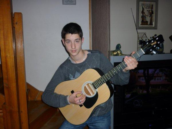 Moi et ma guitare 2