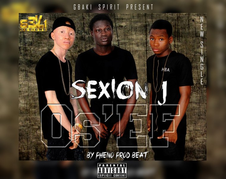 SEXION  J_ On S'En Fout ( OS'EF ) by Ph3no Prod Beat / SEXION  J_ On S'En Fout ( OS'EF ) by Ph3no Prod Beat (2015)