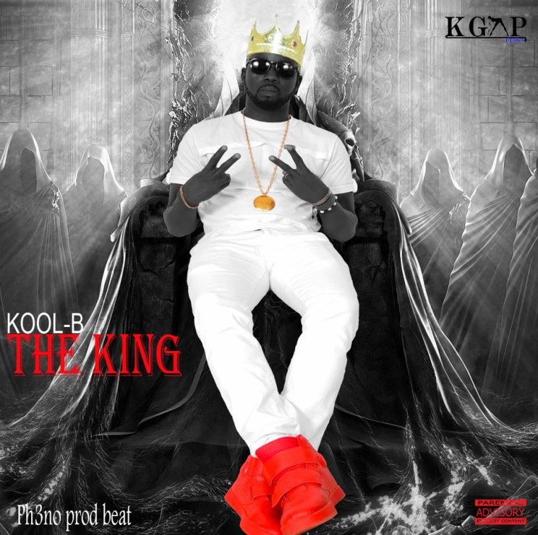 KOOL-B_ The King _by Ph3no Prod Beat +225 75 80 70 74 / KOOL-B_ The King _by Ph3no Prod Beat +225 75 80 70 74 (2015)
