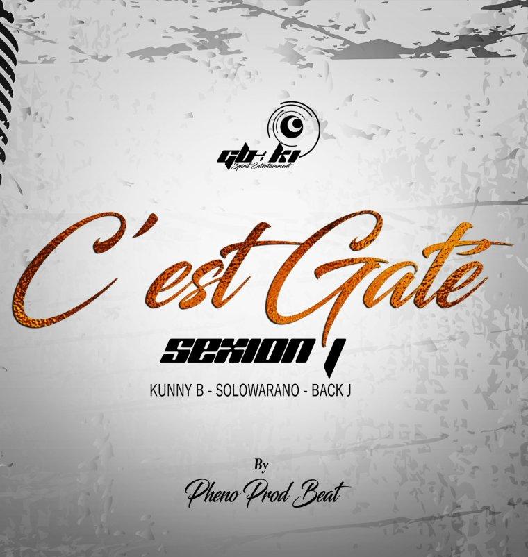 SEXION J _ C'est Gaté !!! _By Ph3no Prod Beat +225 75 80 70 74 / SEXION J _ C'est Gaté !!! _By Ph3no Prod Beat +225 75 80 70 74 (2016)