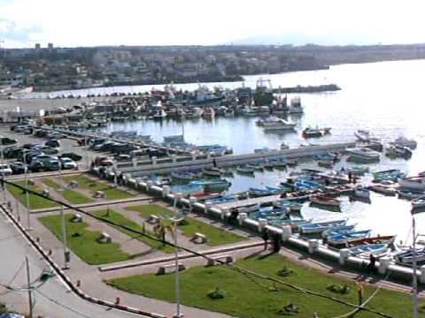 le port de la madrague