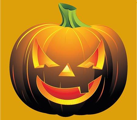 Bonne Fête d'Halloween.