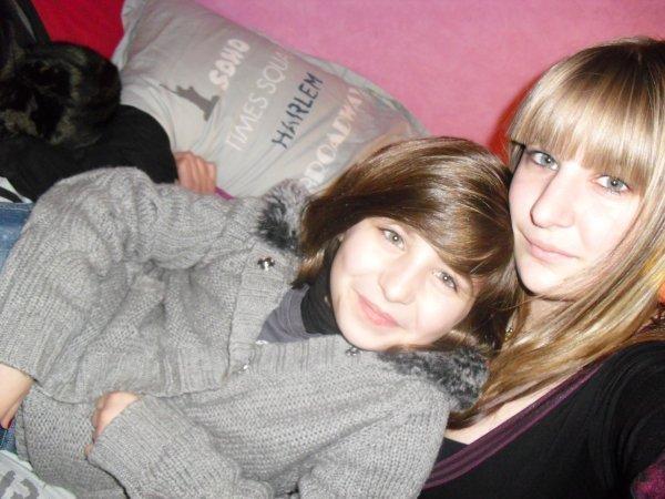 Moi et ma soeur <33