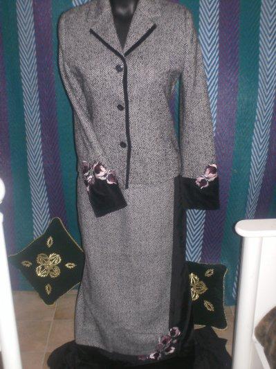 d33f3a250d74f7 Ensemble tailleur femme Jacqueline Riu - Blog de Tanissa