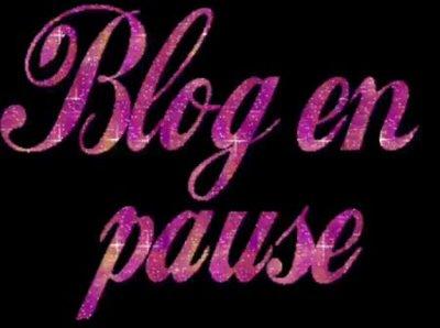 BLOG EN PAUSE!!
