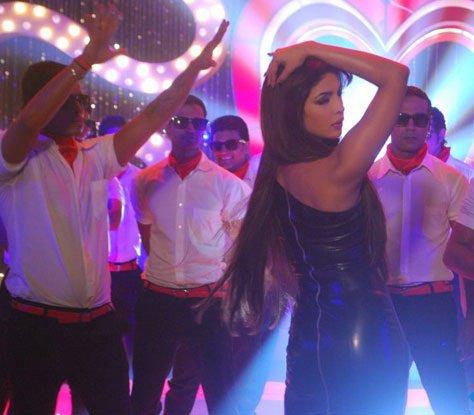 Priyanka Chopra :Je pense que le terme item girl est exagéré