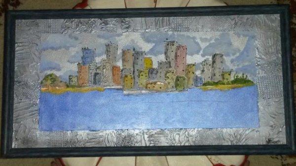 Ma vision de New York