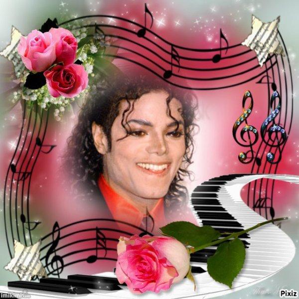 Tu n'est que musique Michael