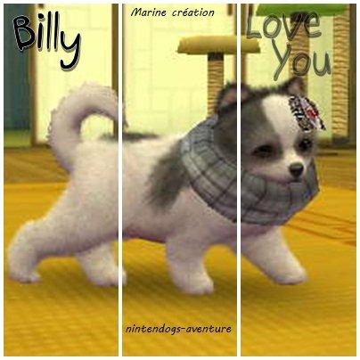 Billy~☆