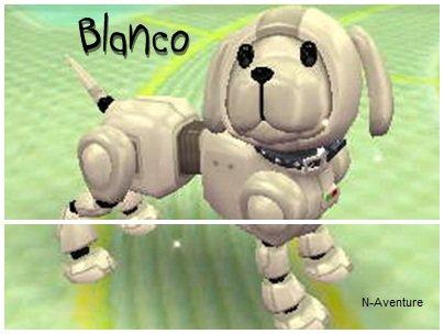 Blanco~♫