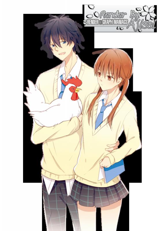 Haru et  Shizuku