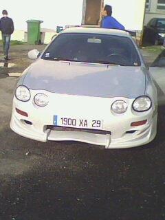 la voiture de mon homme