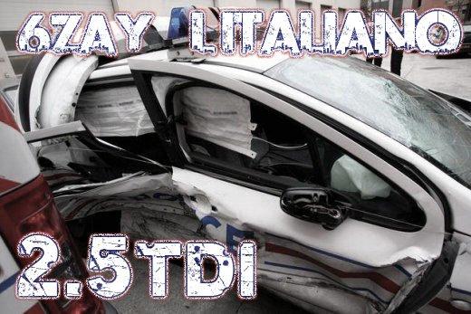 2.5 TDI (Tous Dans L'Illicite ) (ft. 6ZAY) (2011)