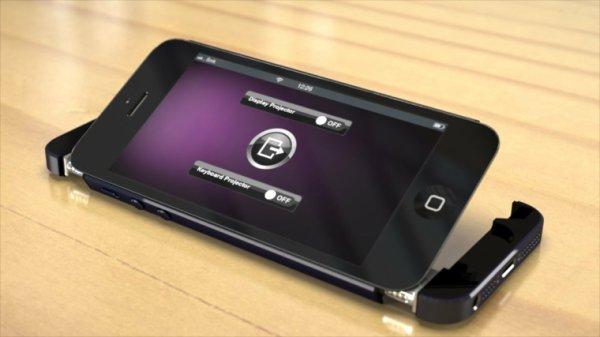 Voici mon nouveau téléphone