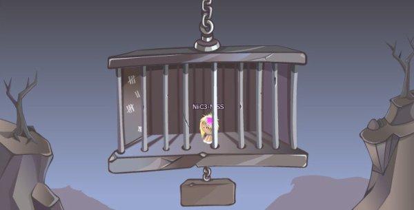 NiiC3-MiSS a voulu visiter la prison !
