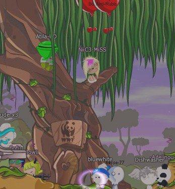 L'arbre WWF