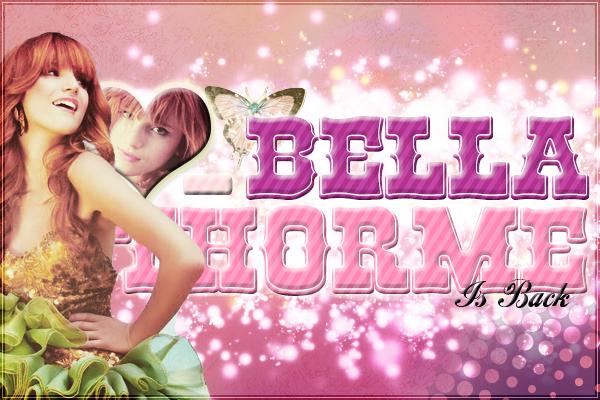 Ton Blog source Bella-Thorme  Ta source sur la miss de Shake It Up  revient pour la rentrée !