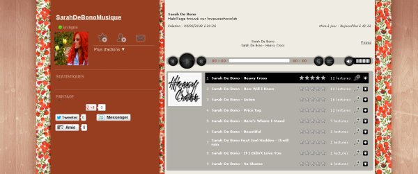 . Le blog Musique  .  .