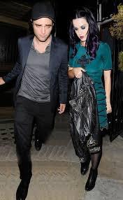 Robert et Katy le début d'une histoire d'amour ???
