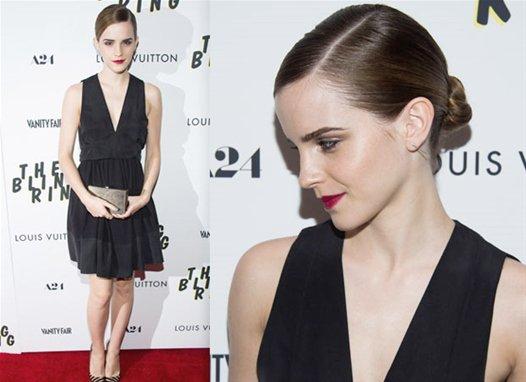 Look : Emma Waston