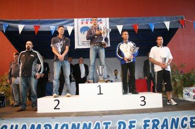 CHAMPION DE FRANCE 2010 bord de mer toutes catégories !!!!!!
