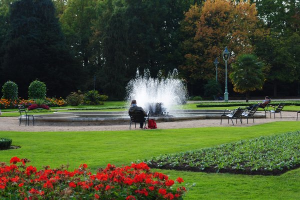 Parc du Thabor - Rennes #2