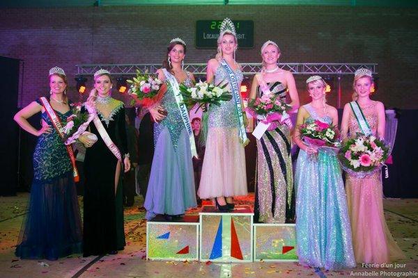 Élection locales qualificatives : Miss Ostrevent 2014