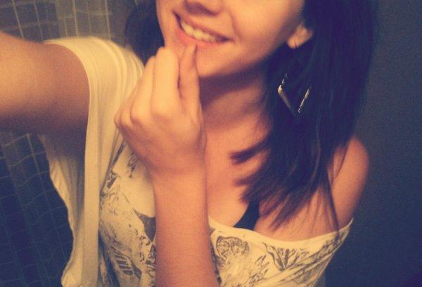 Ton sourire est ma force, mon bonheur.