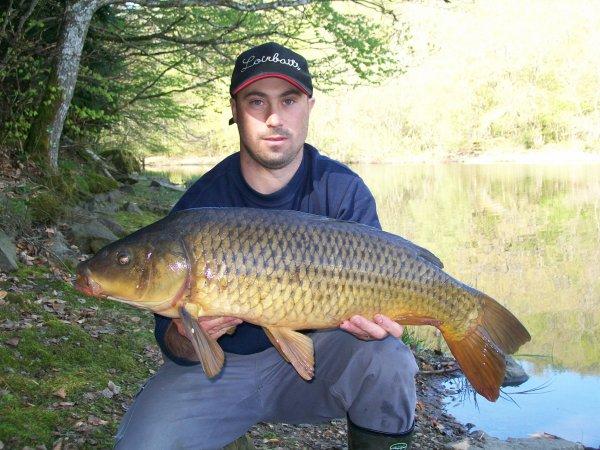 Pêche de barrage