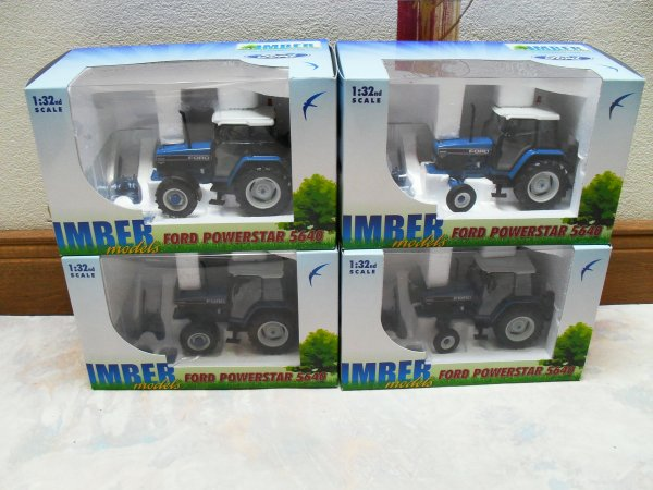 LOT IMBER MODELS 5640