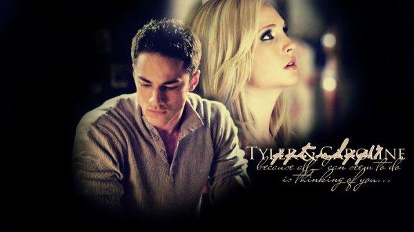 Caroline & Tyler (Saison4)