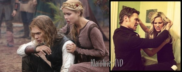 """The Vampire Diaries saison 4 : Episode 10, Klaus et Rebekah les retrouvailles ? && """"Klaus va manipuler tout le monde dans la suite"""""""