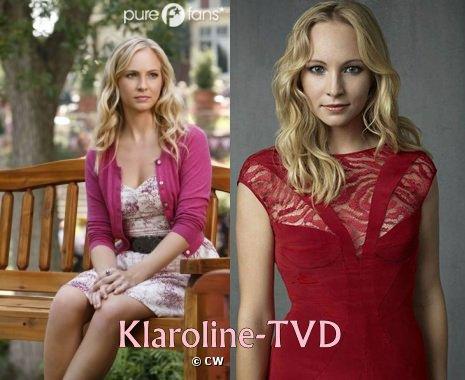 The Vampire Diaries Saison 4 - Caroline Va T-Elle Bientôt Mourrir? (Spoilers)