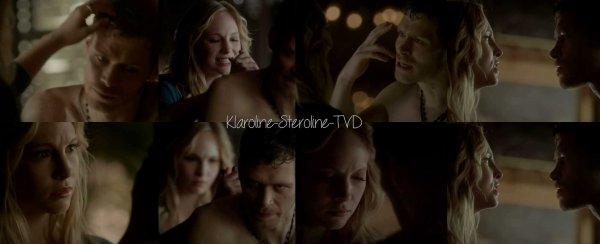 The Vampire Diaries saison 4 : Episode 19, la bande annonce officielle + Moments Klaroline Episode 18 &&  Klaus toujours amoureux de Caroline (interview de Joseph Morgan)