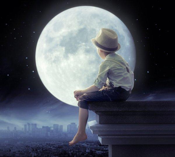 Éclipse lunaire du 21 janvier 2019 . . .