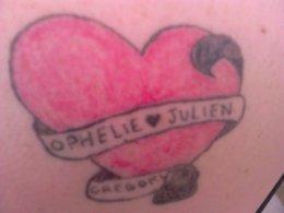 Mon 1er et 2éme tatouages
