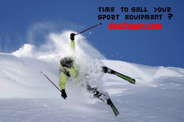 deal2sport.com .. matos de sport à vendre ??