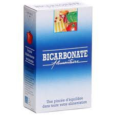 bicarbonate de soude => super produit petit prix