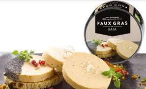 FAUX foie gras GAIA mmmmmmm (truffe et champagne)