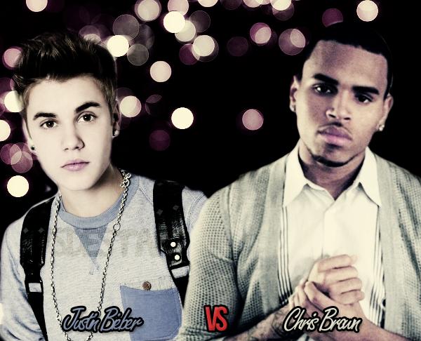 Justin Bieber Vs Chris Brown
