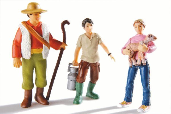 figurines ferme