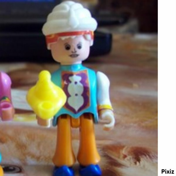 les figurines kinder surprise