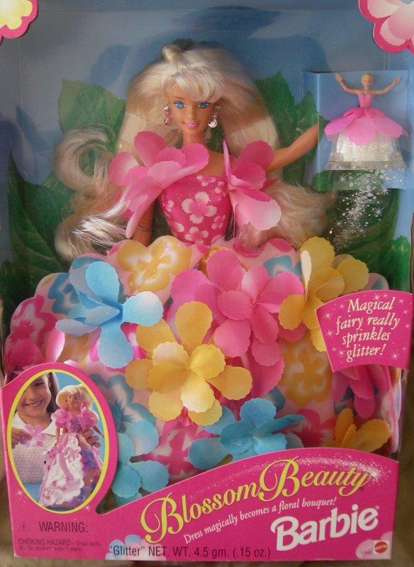 barbie princesse des fleures
