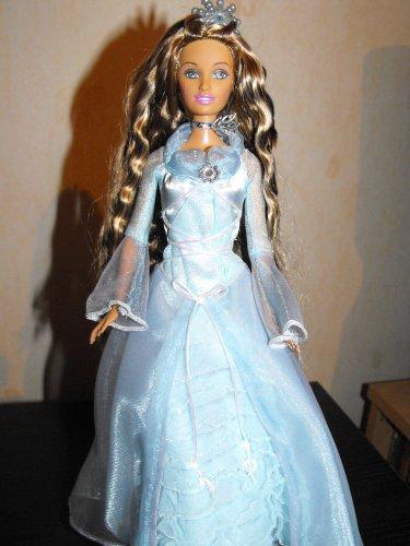 Kalia la reine des nuage du film barbie et le cheval magique ma collection barbies - Barbie et le cheval ...