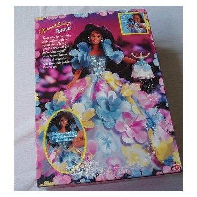 barbie teresa princesse des fleurs