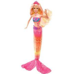 barbie sirene surfeuse du film barbie et le secret des sirenes 2