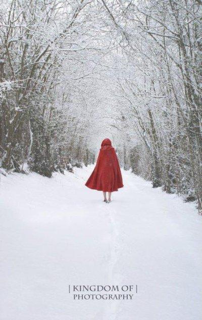 Le Chaperon Rouge (Léana)